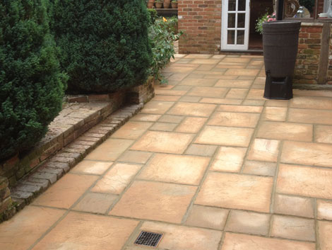 patio in Basingstoke