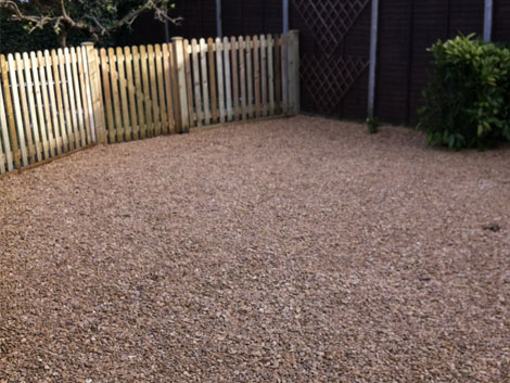 shingle in Basingstoke
